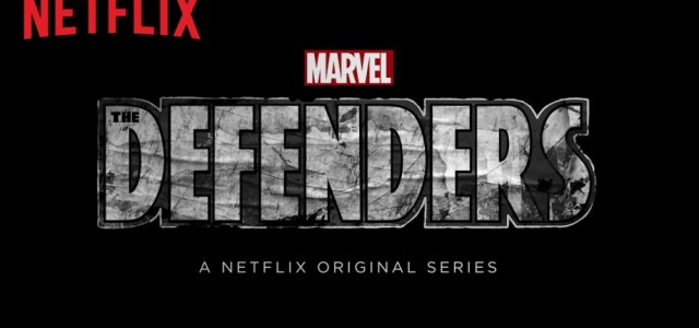 Marvel's The Defenders Key Art Released