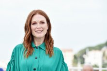 "Julianne Moore at the ""Wonderstruck"" photocall. (Source: Festival de Cannes)"