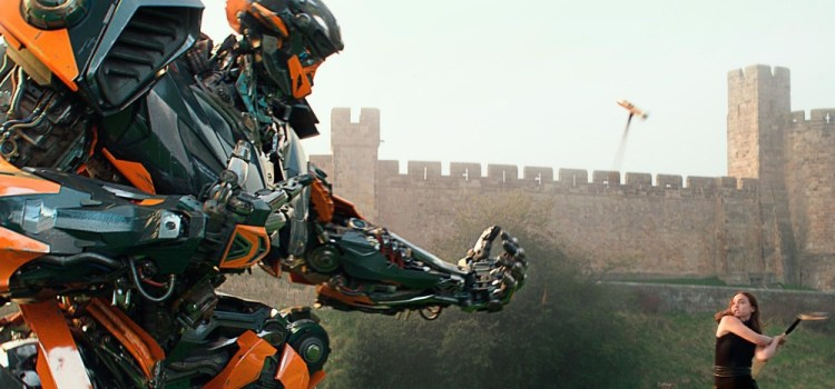 Watch The New Transformers: The Last Knight Clip – Hot Rod