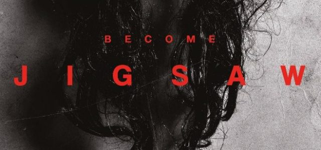 Scary First Poster For Jigsaw Arrives