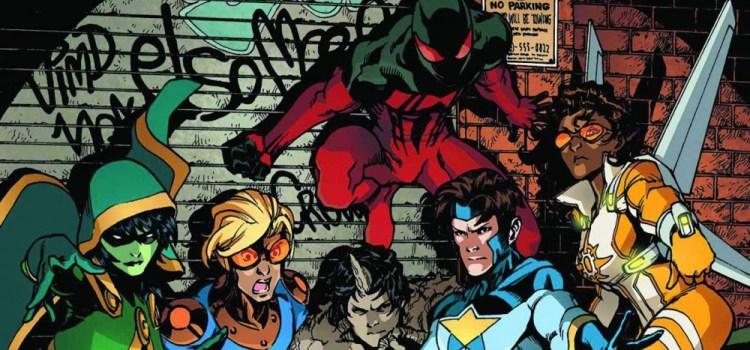 Marvel's New Warriors TV Show Cast Announced