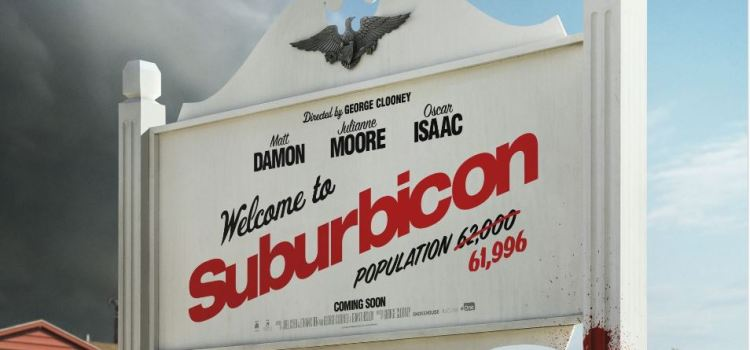 George Clooney's Suburbicon Gets A Superb First Trailer