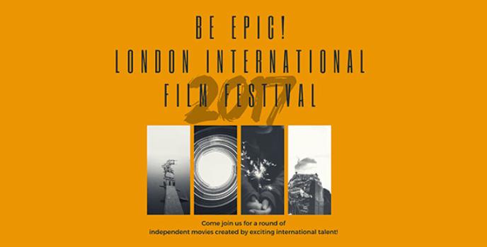 The Phoenix Cinema Presents The Be Epic! London International Film Festival