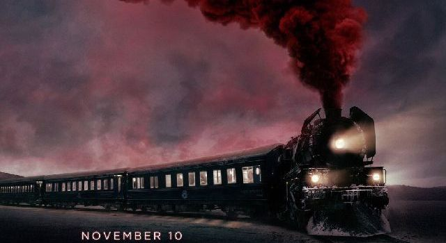 All Aboard – New Murder On The Orient Express Poster Arrives