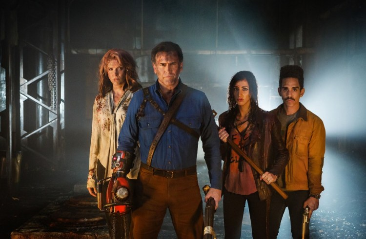 Competition: Win Ash Vs Evil Dead Season 2 On DVD