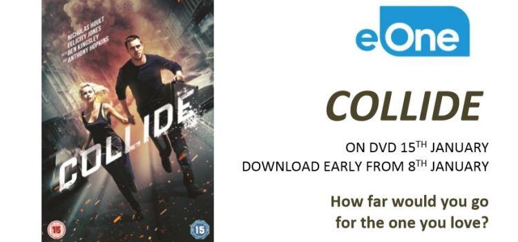 Collide Home Entertainment Release Details