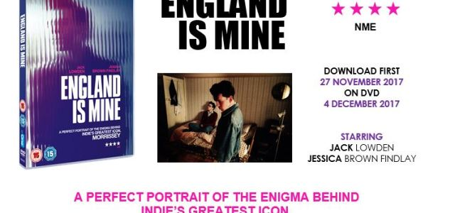 England Is Mine Home Entertainment Release Details
