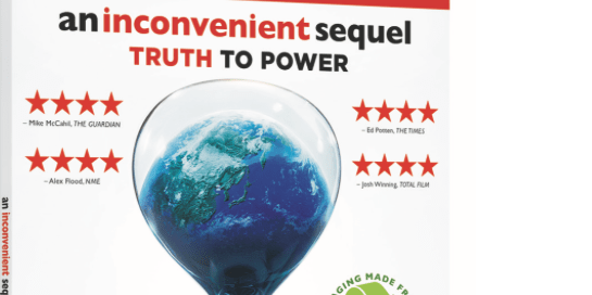 Competition: Win A DVD Copy Of An Inconvenient Sequel