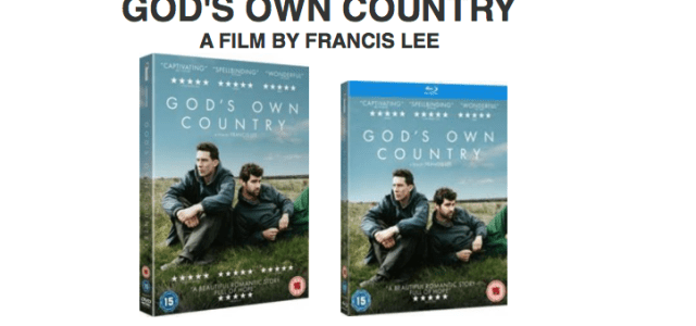 God's Own Country Home Entertainment Release Details
