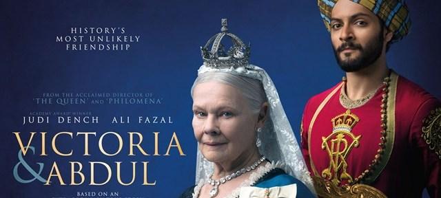 Competition: Win Victoria & Abdul On DVD