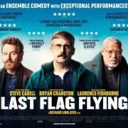 Latest Poster For Linklater's Last Flag Flying Is Released