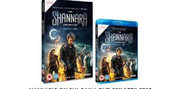 The Shannara Chronicles Season Two Release Details