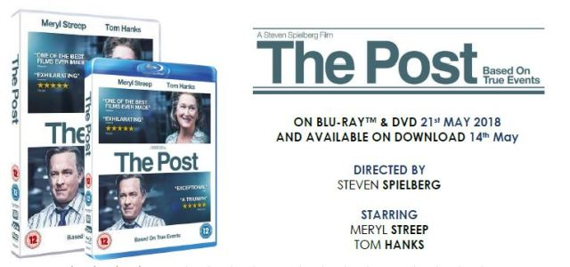 The Post Home Entertainment Release Details