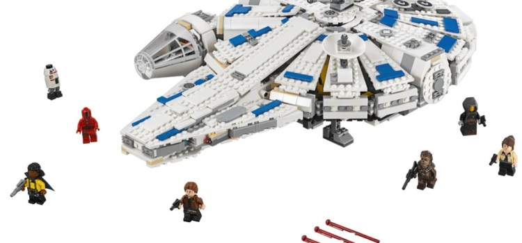 Celebrate May The Fourth With The New Solo LEGO Sets!