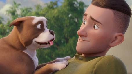 """""""Sgt Stubby: An Unlikely Hero"""" in cinemas this Friday, 10 August 2018"""