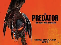 The Predator in Cinemas And IMAX 3D Today