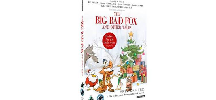 THE BIG BAD FOX AND OTHER TALES Avaliable On DVD & EST 26 November, 2018