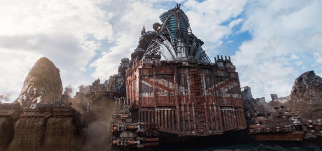 Mortal Enginesis in UK cinemas December 8th