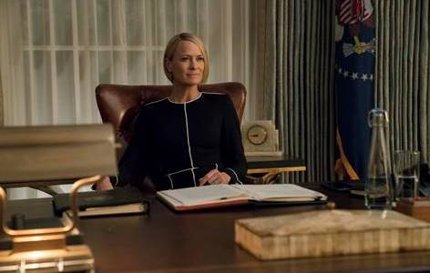 The sixth and final season of House of Cards will launch on Netflix, Friday, 2nd November, 2018