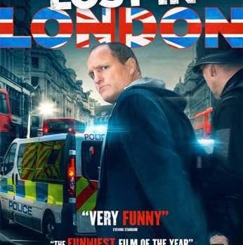 LOST IN LONDON Available on Digital HD on February 25th & DVD on March 4th