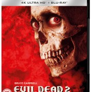 EVIL DEAD 2 RELEASING ON 4K ULTRA HD FOR THE FIRST TIME, AND ON BLU-RAY™ & DVD4TH MARCH 2019