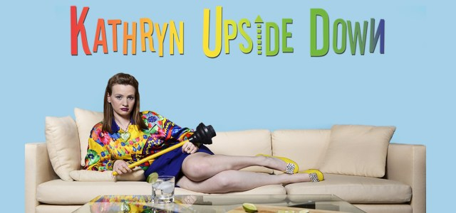 'KATHRYN UPSIDE DOWN' Releases March 12