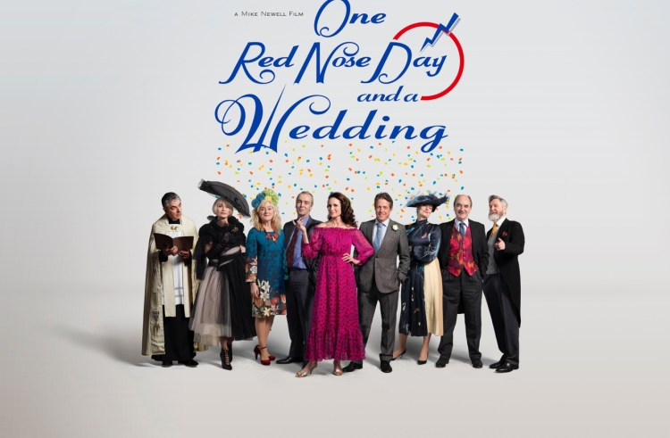 ONE RED NOSE DAY AND A WEDDING FIRST GLIMPSE OF THE ORIGINAL CAST REVEALED