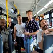 Queer Eye Season 3 launches globally on Netflix March 15, 2019.
