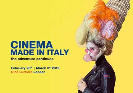 FILMMAKERS ATTENDING CINEMA MADE IN ITALY 2019 26 February – 3 March at the Ciné Lumière