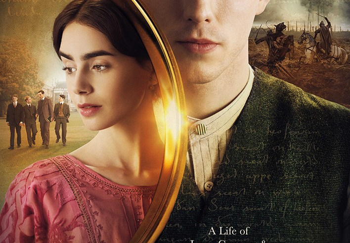 TOLKIEN, starring Nicholas Hoult as world-renowned author J.R.R. Tolkien is set for release in UK cinemas on May 3rd