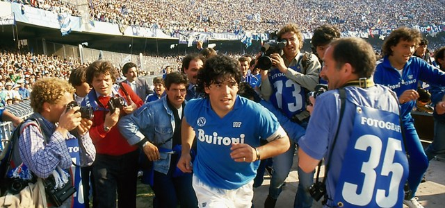 FIRST CLIP RELEASED FROM 'DIEGO MARADONA' FOLLOWING CANNES WORLD PREMIERE ANNOUNCEMENT