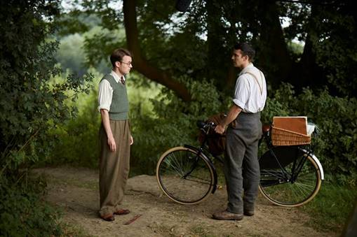New trailer for Dominic Dromgoole's MAKING NOISE QUIETLY
