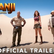 JUMANJI: THE NEXT LEVEL OFFICIAL TRAILER RELEASED