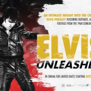 Experience the King Like Never Before  'Elvis Unleashed'  in Cinemas across the UK & Ireland, October 7th