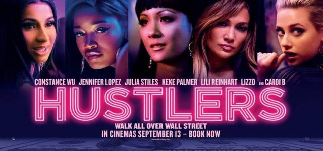 GET READY TO HUSTLE..THE NEW TRAILER IS OUT!