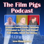 Film Pigs Podcast Album Art