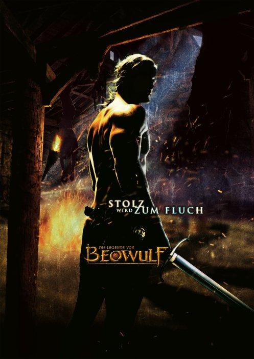 Filmplakat Legende Von Beowulf Die 2007 Plakat 1 Von