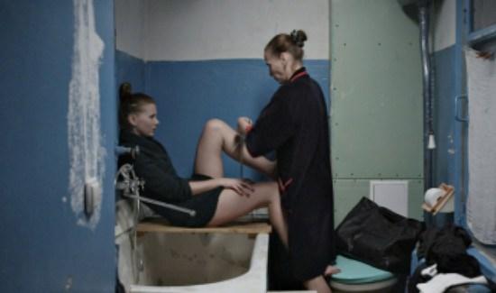 The Tribe, regia Miroslav Slaboșpițki