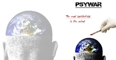 PsyWar: The Real Battlefield is the Mind (2010)