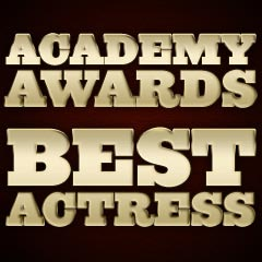 Image result for actress accepting academy award