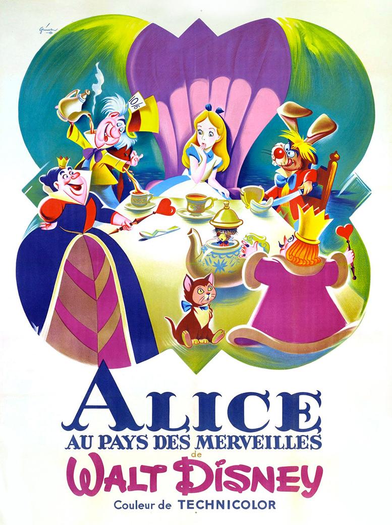 Alice Au Pays Des Merveilles Un Disney Film Pour Quel âge