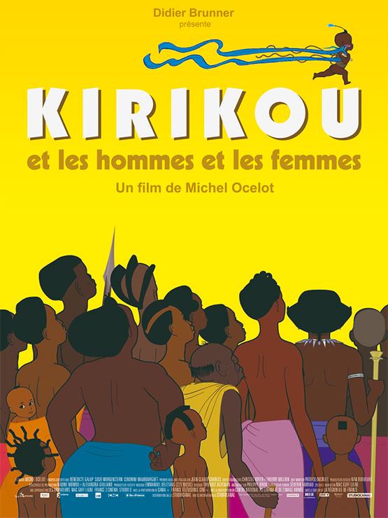 Kirikou Et Les Hommes Et Les Femmes : kirikou, hommes, femmes, Kirikou, Hommes, Femmes, Enfant