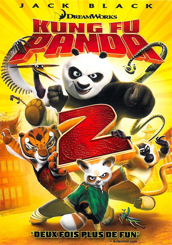 Kung Fu Panda 2 pour enfant pour quel âge ? analyse