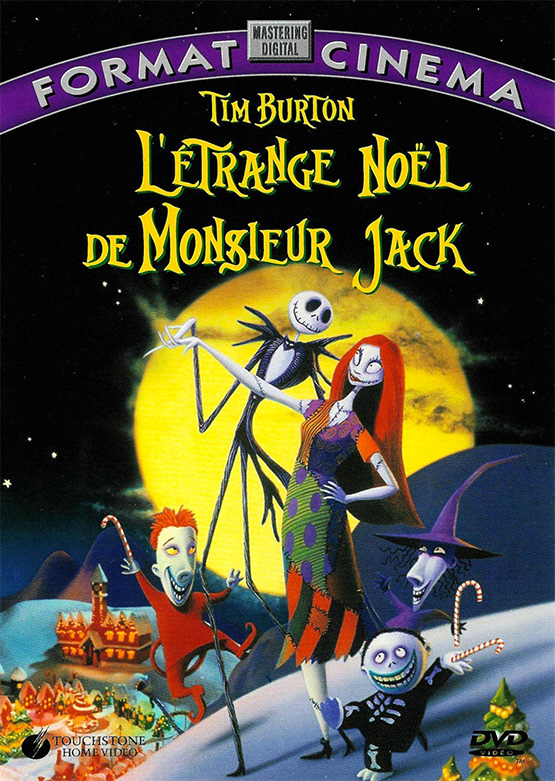 L Etrange Noel De Mister Jack : etrange, mister, L'Étrange, Noël, Monsieur, Enfant