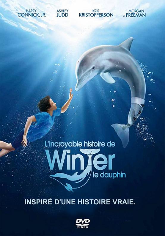 L'Incroyable Histoire de Winter le dauphin un film pour