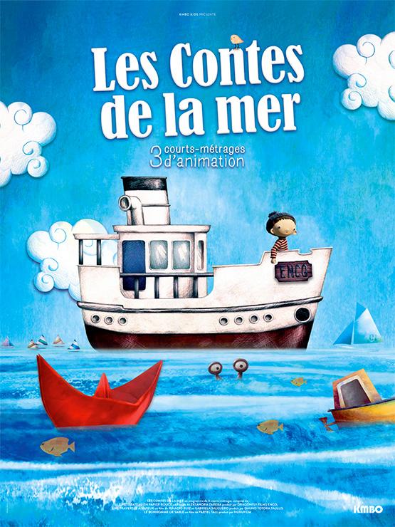 Les Contes De La Mer : contes, Contes, Série, Courts-métrages