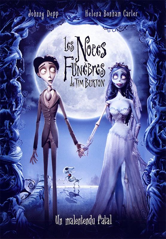 Les Noces funèbres un film pour quel âge ? analyse du Tim Burton