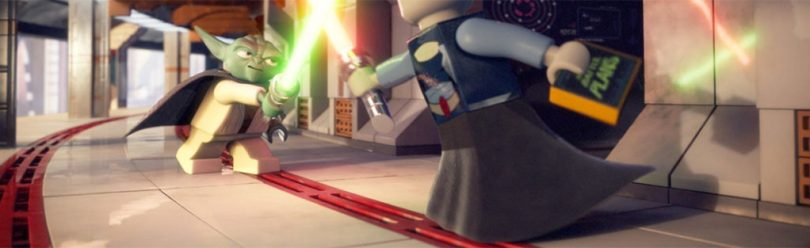 LEGO Star Wars - La Menace Padawan