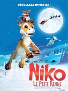Niko, le petit renne