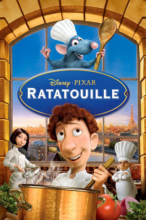 Ratatouille un Pixar pour quel âge ? analyse dvd pour enfants